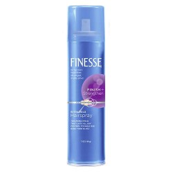 Finesse self adjusting extra hold hairspray with conditioning -  7 oz