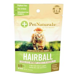 Pet Naturals Of Vermont pet naturals hairball for cats - 30 ct, 6 ea