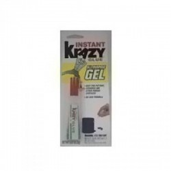 All Purpose Instant Krazy Glue Gel - 1 ea