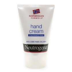 Neutrogena norwegian formula hand cream, fragrance free - 2 oz