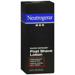 Neutrogena Men Razor Defense, Face Lotion - 2.5 oz