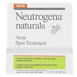 Neutrogena Naturals Acne Spot Treatment - 0.75 oz