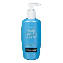 Neutrogena Fresh Foaming Facial Cleanser - 6.7 oz