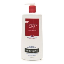 Neutrogena norwegian formula moisture wrap body lotion - 15.2 oz