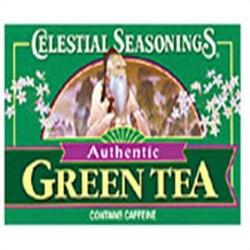 Celestial seasonings authentic green tea - 20 bags, 6 pack