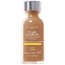 L'oreal paris true match super-blendable liquid makeup spf 17 - 2 ea