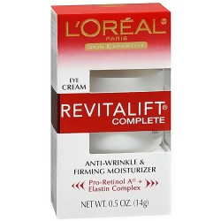 Loreal Revitalift Advanced Eye Creme - 0.5 Oz