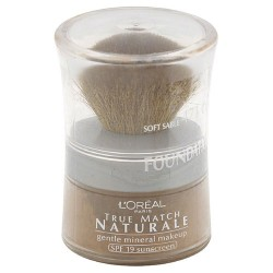 L'oreal true match naturale mineral foundation, soft sable - 2 ea