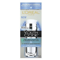 Loreal Youth Code dark spot serum corrector - 1 oz