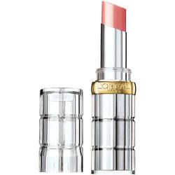 Loreal paris colour riche shine lipstick, shining peach - 2 ea