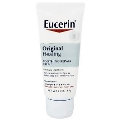Eucerin Original Moisturizing Creme, Dry Skin Therapy - 2 oz
