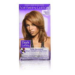 Softsheen Carson dark and lovely hair color, Chestnut blonde - 1 ea