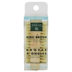 Earth Therapeutics 100% pure bristle professional nail brush - 1 ea
