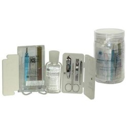 Earth therapeutics - manicure + pedicure deluxe precision implements