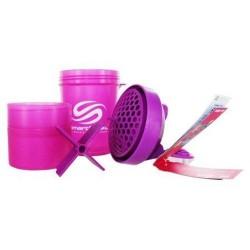 Smartshake original shaker cup neon purple - 20 oz.