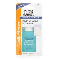 Sally Hansen Instant Cuticle Remover Maximum Strength # 3021  - 4 ea