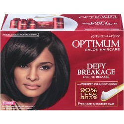 Optimum care super relaxer kit - 3 ea