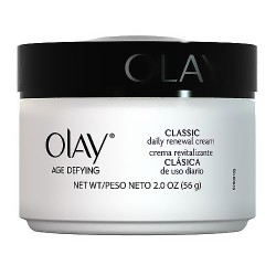 Oil Of Olay Age Defying Daily Renewal Cream - 2 Oz