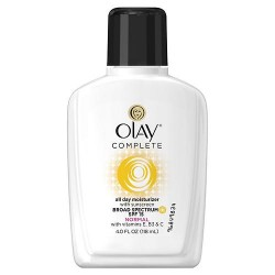 Olay complete daily uv defense beauty fluid - 3 oz