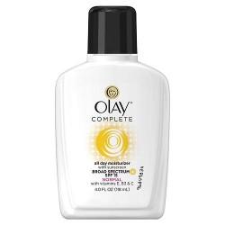 Olay complete daily uv defense beauty fluid - 3 oz