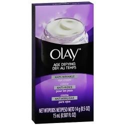 Olay Age Defying Anti Wrinkle Eye Cream - 0.5 Oz