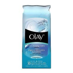 Olay wet cleansing cloths, sensitive skin - 30 ea