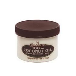 Cococare skincare coconut oil 100% natural - 7 oz