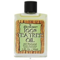 Cococare 100% tea tree oil - 1 oz
