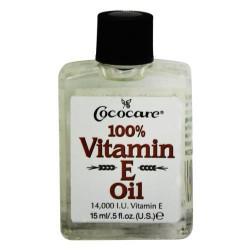 Cococare 100% vitamin e oil 14,000 IU - 0.5 oz