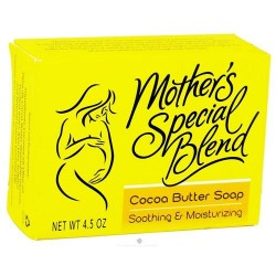 Mother's special blend - cocoa butter soap - 4.5 oz