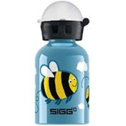 Sigg water bottle bumble bee pack - 0.3 Liter , 6 pack