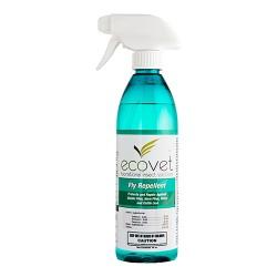 Ecovet Inc D ecovet fly repellent - 18 ounce, 6 ea