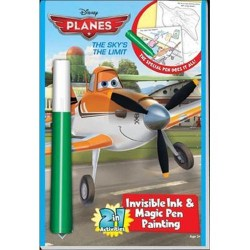 Disney planes magic pen books - 3 ea