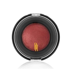 Black radiance artisan color baked blush, warm berry - 3 ea