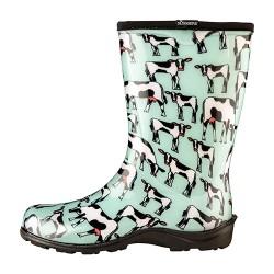 Principle Plastics Inc womens cowbella garden boot - 6, 6 ea