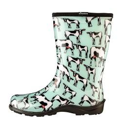 Principle Plastics Inc womens cowbella garden boot - 8, 6 ea