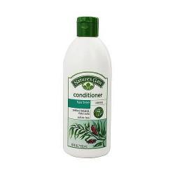 Natures Gate Tea Tree calming hair conditioner - 18 oz