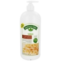 Natures Gate Lotion Moisturizing Colloidal Oatmeal - 32 oz