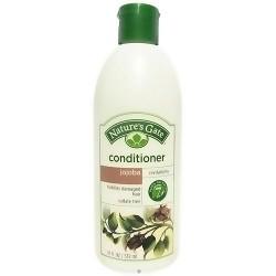 Nature's Gate herbal revitalizing jojoba hair conditioner - 18 oz
