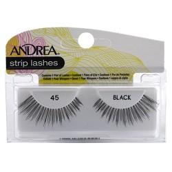 Andrea mod strip lash pair style 45 - 4 ea