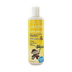 Jason kids only extra gentle hair shampoo, Chamomile and Marigold - 17.5 oz