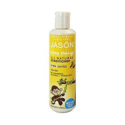 Jason Natural kids only extra gentle hair conditioner - 8 oz
