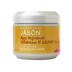 Jason age renewal vitamin e creme 25000 iu- 4 oz