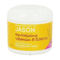 Jason Natural revitalizing vitamin E 5,000 I.U moisturizing cream - 4 oz