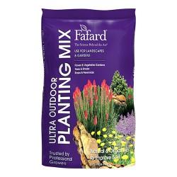Sun Gro Horticulture fafard ultra outdoor planting mix - 1 cf, 1 ea
