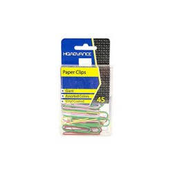 Products boxable paper clips - 4 ea