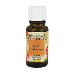 Natures Alchemy Myrrh Pure Essential Oil - 0.5 oz