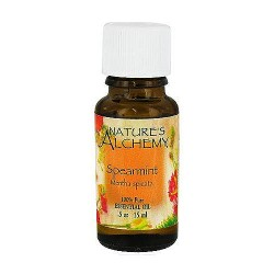 Natures Alchemy Spearmint 100% Pure Essential Oil - 0.05 oz