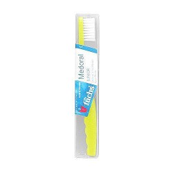 Fuchs Soft Medoral Nylon Bristle Childrens Toothbrush - 1 ea, 10 pack