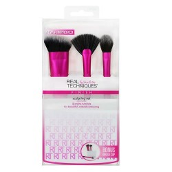 Real techniques sculpting finish set - 3 ea
